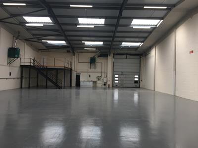 Thumbnail Warehouse to let in Interchange Park, 18 Plover Close, Newport Pagnell, Milton Keynes, Buckinghamshire