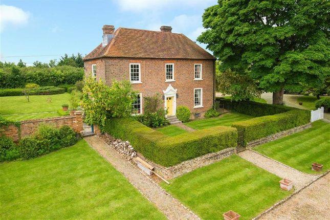 5 bed detached house for sale in Dunstable Road, Markyate, Hertfordshire