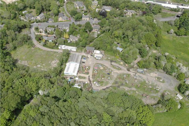 Thumbnail Land for sale in Shibden Hall Road, Shibden, Halifax, West Yorkshire