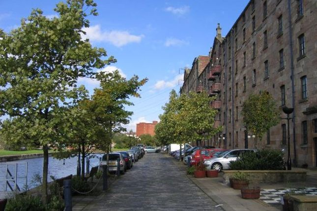 Flat 4, 42 Speirs Wharf, Glasgow G4