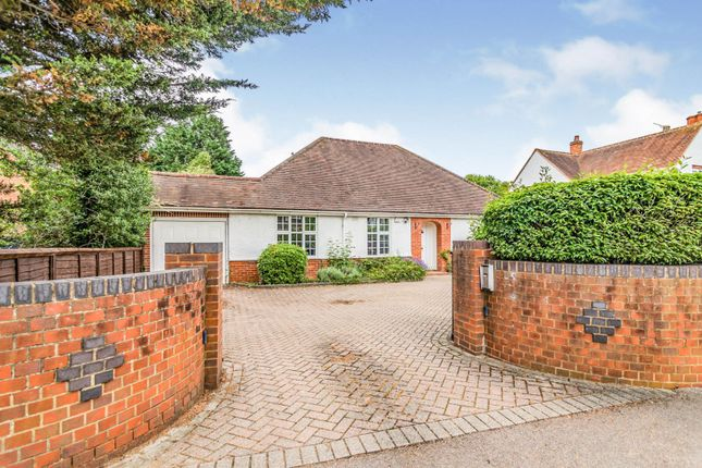 Thumbnail Detached house for sale in Cressingham Road, Reading