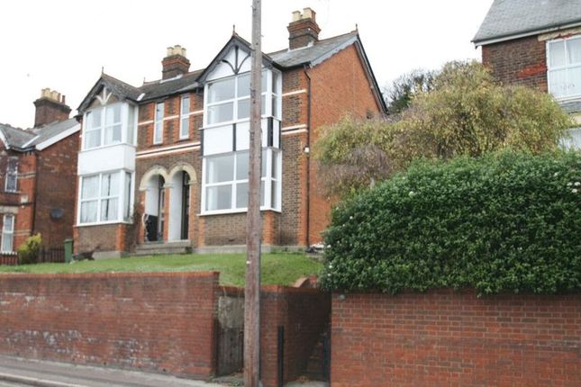 Thumbnail Semi-detached house to rent in Totteridge Road, High Wycombe