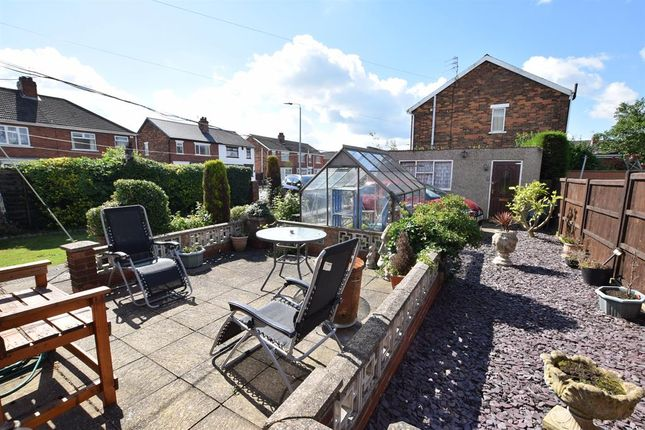 Patio of Priory Lane, Scunthorpe DN17