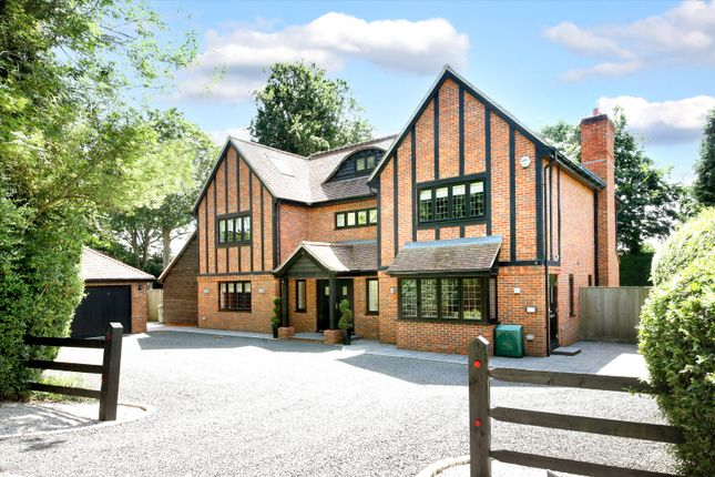 Thumbnail Detached house for sale in Lime Walk, Maidenhead, Berkshire