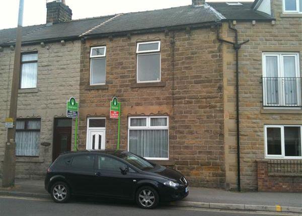 Thumbnail Terraced house to rent in 114 Pogmoor Road, Pogmoor, Barnsley