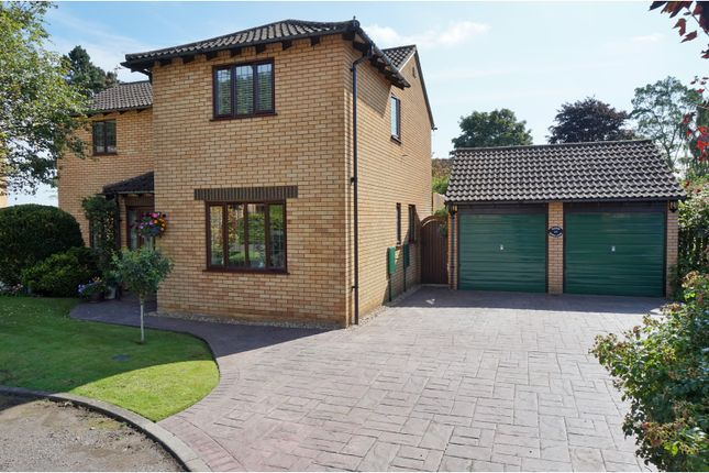 Thumbnail Detached house for sale in Rowan Close, Brackley