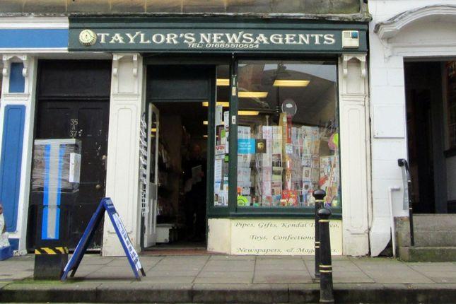 Retail premises for sale in 37 Bondgate Within, Alnwick