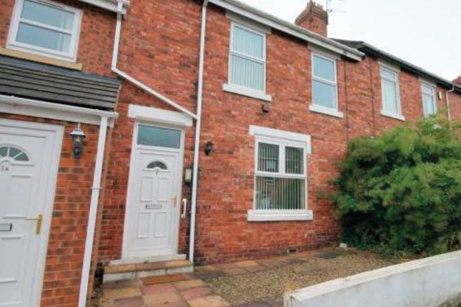 Thumbnail Terraced house for sale in Jolliffe Street, Chester Le Street, Co Durham