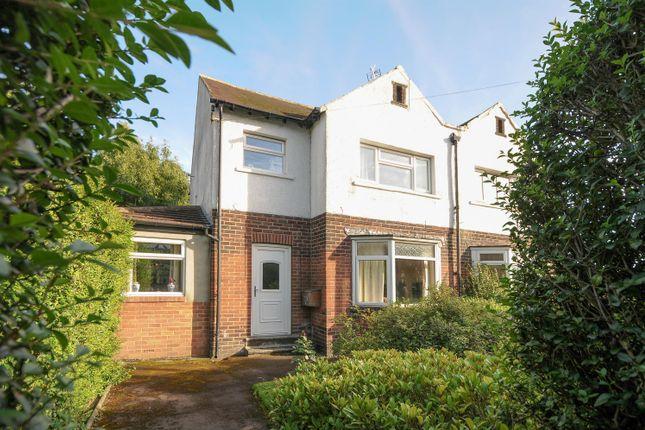 3 bed semi-detached house for sale in Harrogate Road, Yeadon, Leeds