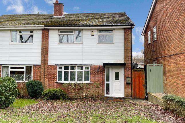 3 bed semi-detached house to rent in Green Walk, Harborne, Birmingham B17