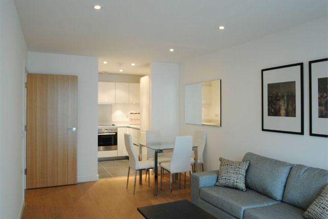 Thumbnail Flat to rent in Waterhouse Apartments, 3 Saffron Central Square, Croydon, Surrey