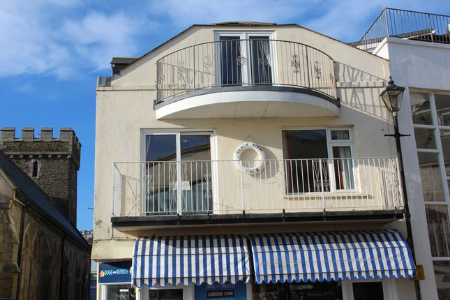 Thumbnail Maisonette for sale in Higher Chapel Street, East Looe, Cornwall