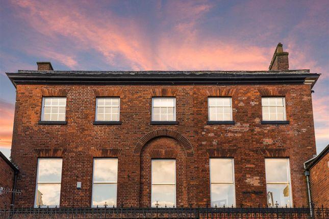 Thumbnail Flat for sale in Derby Street, Leek