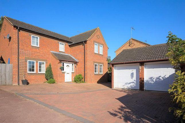 Thumbnail Detached house for sale in Elvington, King's Lynn