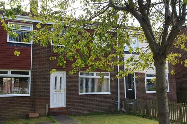 Thumbnail Terraced house for sale in Needham Place, Cramlington