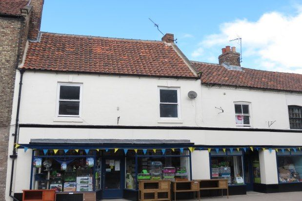Thumbnail Flat to rent in Commercial Street, Malton