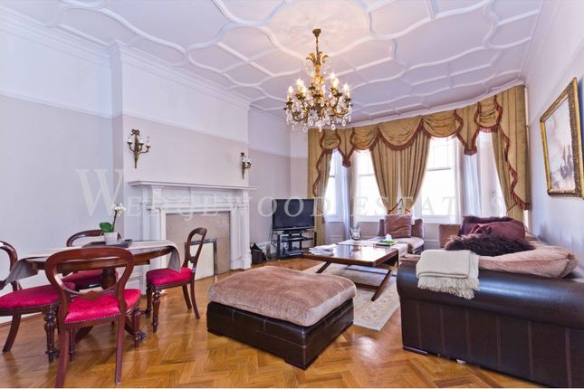 Thumbnail Flat to rent in Oakwood Court, Abbotsbury Road, Kensington, London