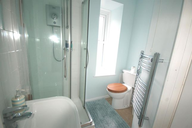 Shower Room of Cliff Terrace, Aberystwyth SY23
