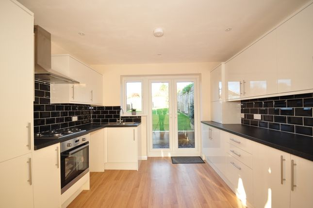 Thumbnail Semi-detached bungalow to rent in Beech Road, Findon, Worthing