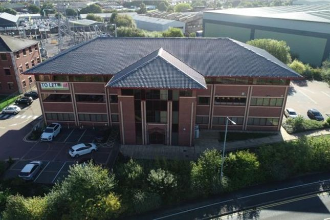 Office to let in Brymbo Road, Lymedale Business Park, Newcastle-Under-Lyme