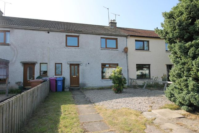 Thumbnail Terraced house for sale in Brodie Drive, Elgin