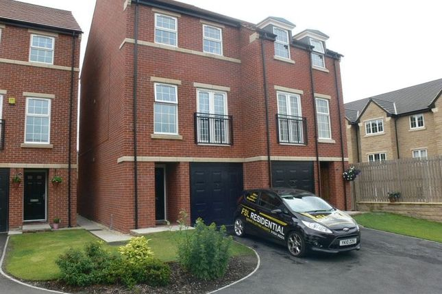 Thumbnail Semi-detached house to rent in Wheatley Drive, Woolley Grange, Barnsley
