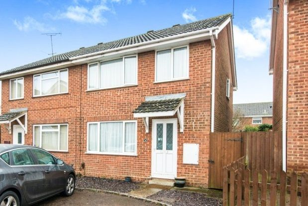 Thumbnail Semi-detached house to rent in Thornlea, Ashford
