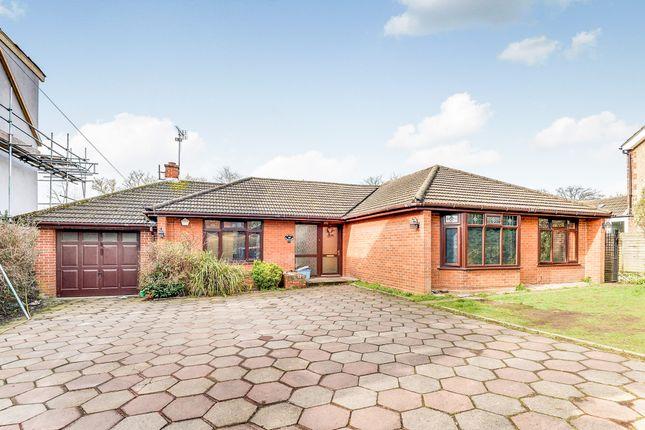 Thumbnail Detached bungalow for sale in Silverdale Street, Kempston, Bedford