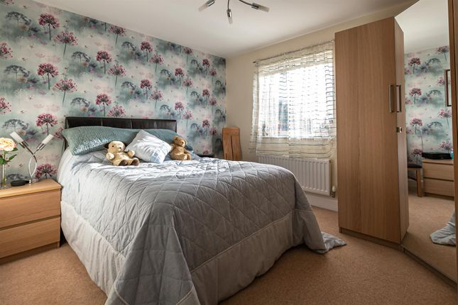 Bedroom Two of Wattle Close, Sileby, Leicestershire LE12