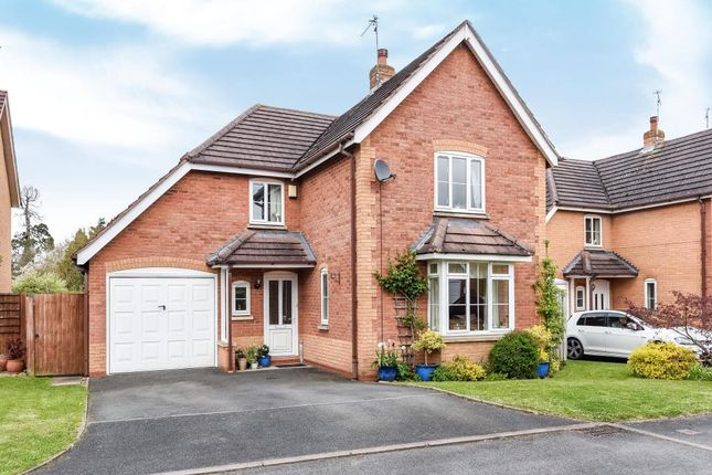 Thumbnail Detached house for sale in Brimfield, Shropshire