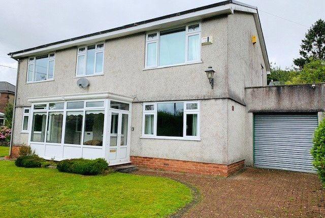 Thumbnail Detached house for sale in Heol Y Mynydd, Cefn Coed, Merthyr Tydfil