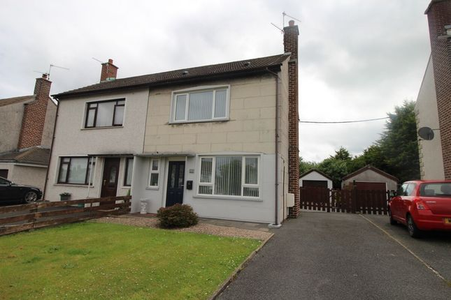 Thumbnail Semi-detached house for sale in Benson Street, Lisburn