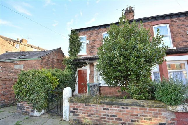 Thumbnail End terrace house to rent in Whalley Avenue, Chorlton Cum Hardy