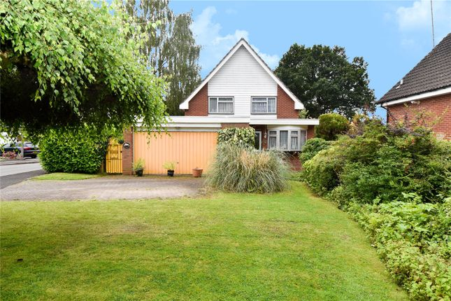 Thumbnail Detached house for sale in Tysoe Close Ipsley, Redditch