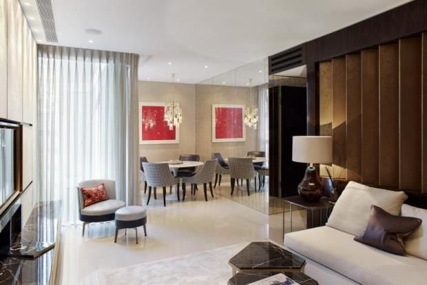 Thumbnail Flat for sale in The Knightsbridge, Knightsbridge, London