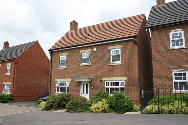 Thumbnail Detached house to rent in Partridge Close, Didcot