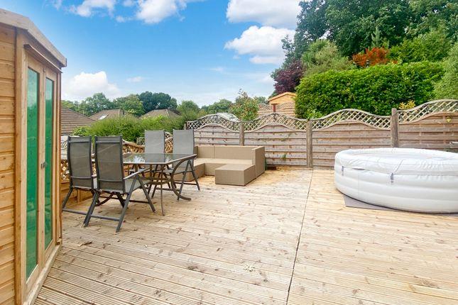 Rear Garden of Exleigh Close, Southampton SO18