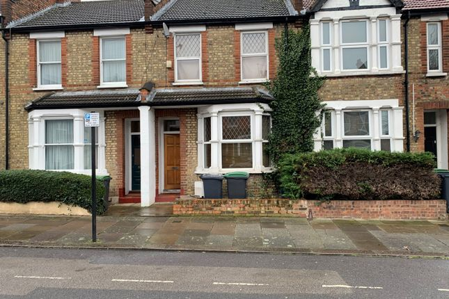 Thumbnail Terraced house to rent in Leith Road, Wood Green