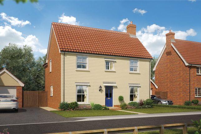 4 bed detached house for sale in Birch Gate, Silfield Road, Wymondham, Norfolk NR18