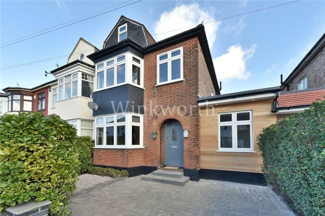 Thumbnail Property to rent in Stirling Road, London