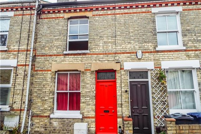 Thumbnail Terraced house for sale in Young Street, Cambridge