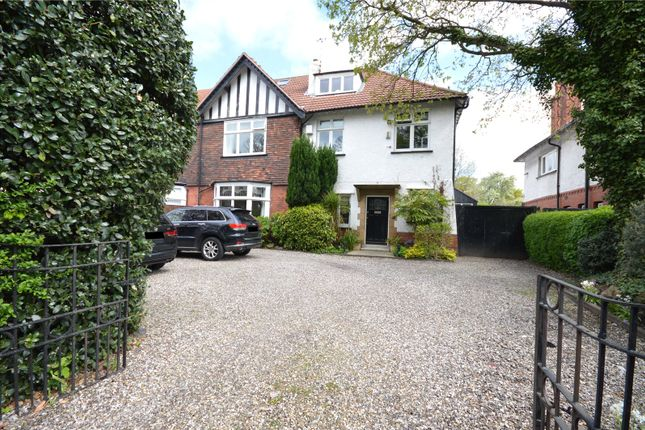 Thumbnail Semi-detached house for sale in Aigburth Road, Aigburth, Liverpool