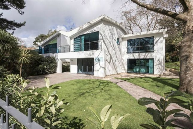 Thumbnail Detached house for sale in Mount Grace Drive, Poole