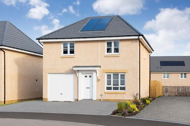 "Thumbnail Detached house for sale in ""Glenbuchat"" at Glasgow Road, Kilmarnock"