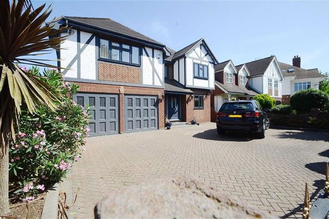 Thumbnail Detached house for sale in Thorpe Hall Avenue, Southend-On-Sea