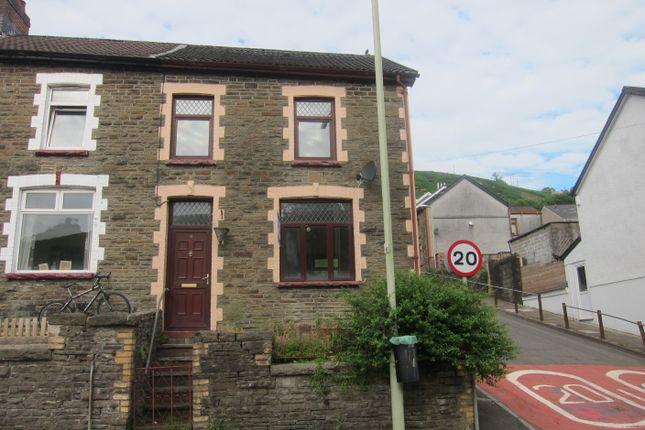 Thumbnail Property to rent in Brewery Street, Pontygwaith, Ferndale
