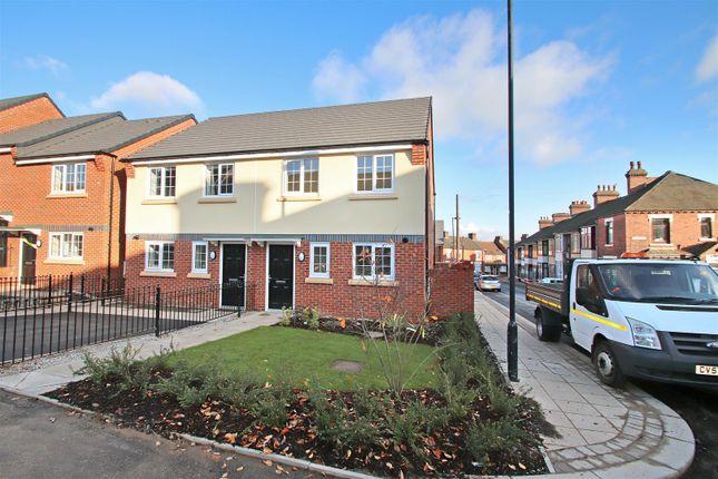 Thumbnail Semi-detached house for sale in Off Bucknall New Road, Hanley, Stoke-On-Trent