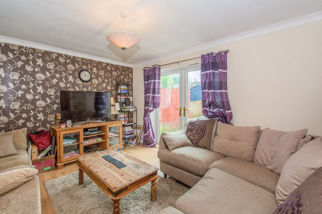 Thumbnail Terraced house for sale in Tillsland, Coed Eva, Cwmbran