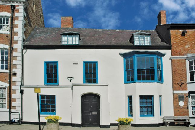 Thumbnail Terraced house for sale in High Street, Shipston-On-Stour, Warwickshire