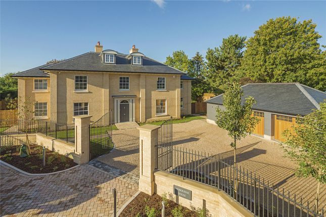 Thumbnail Detached house for sale in The Pastures, Harston, Cambridge, Cambridgeshire